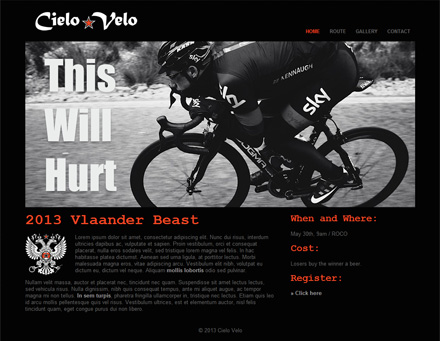 cv_website